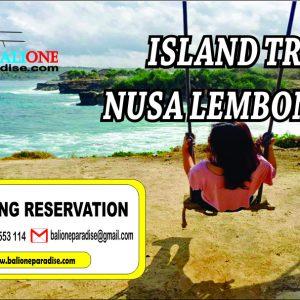 ISLAND TOUR NUSA LEMBONGAN
