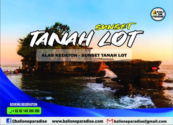 TANAH LOT SUNSET TOUR
