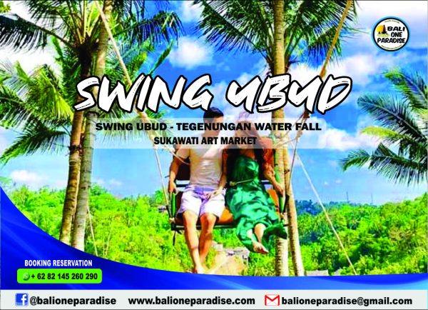 jungle swing ubud